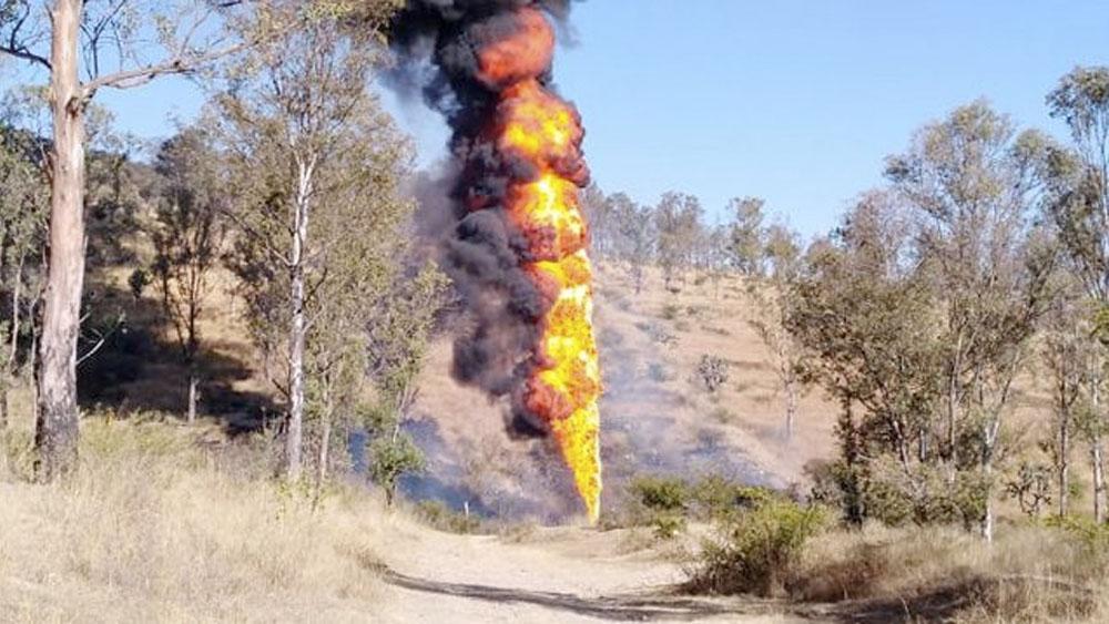 Explosión en toma clandestina de Tarímbaro, Michoacán - Explosión en toma clandestina de Tarímbaro, Michoacán
