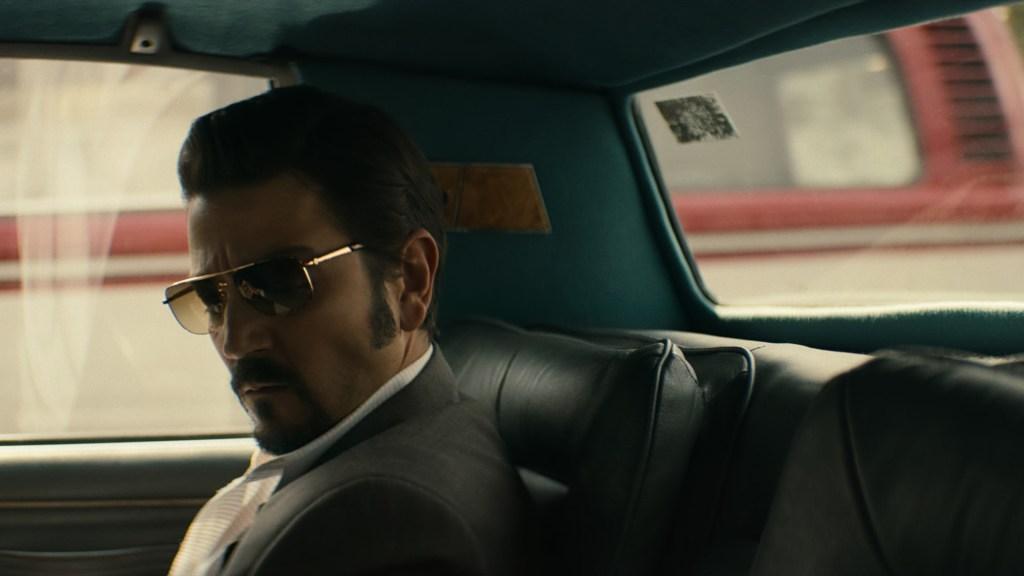 """""""Narcos: México"""" continuará ciclo de violencia a inicios de 2020 en Netflix - Félix Gallardo es considerado como el fundador del narcotráfico moderno mexicano. Foto de Netflix"""