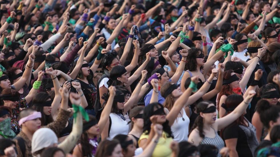 ¿Por qué surge la iniciativa #UnDíaSinNosotras? - Foto de EFE