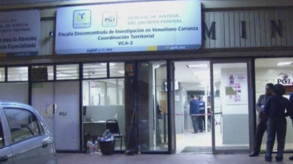 Funcionario de PGJ CDMX se llevó auto institucional a su casa; se lo roban - Foto de @c4jimenez