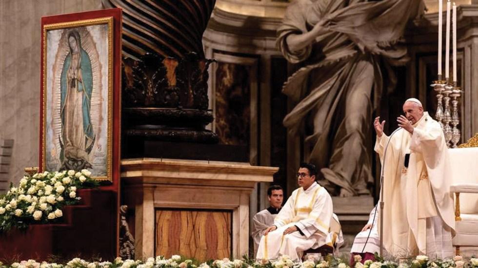 María se mestizó en la Virgen Guadalupe para ser madre de todos: papa Francisco - Foto de ACI Prensa