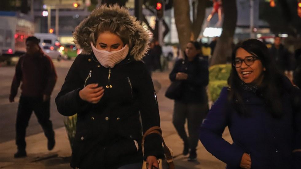 Pronostican ambiente frío este martes en el Valle de México - Pronostican ambiente frío este martes en el Valle de México