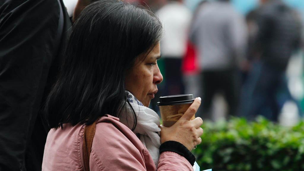 Activan alertas Amarilla y Naranja en CDMX por temperaturas bajas de hasta 1ºC - Frío bajas temperaturas Ciudad de México