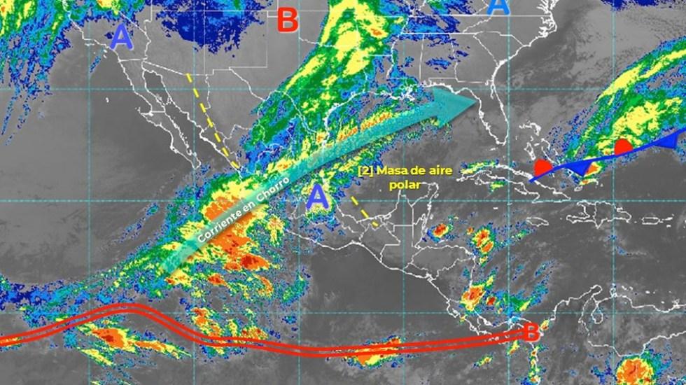 Desactivan alerta gris por frío en Veracruz; emiten aviso especial - Desactivan alerta gris por frío en Veracruz; emiten aviso especial