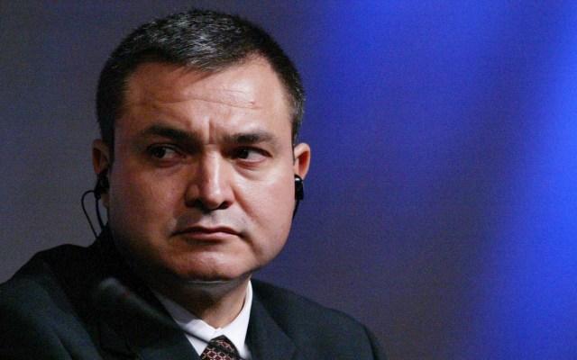 García Luna tendrá audiencia de emergencia para definir si tendrá fianza - Genaro Garcia Luna exsecretario seguridad