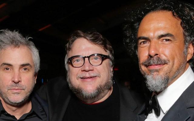 Diez grandes fenómenos culturales impulsados por latinos en la última década - Alfonso Cuarón, Guillermo del Toro y Alejandro G. Iñárritu