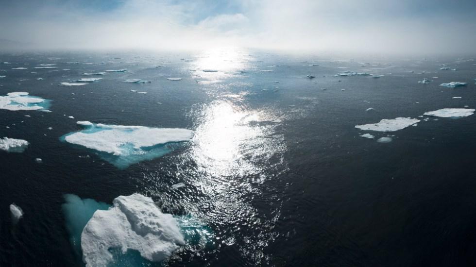 Deshielo de los glaciares provocará la mitad del aumento del nivel del mar - Glaciares cambio climatico deshielo mar