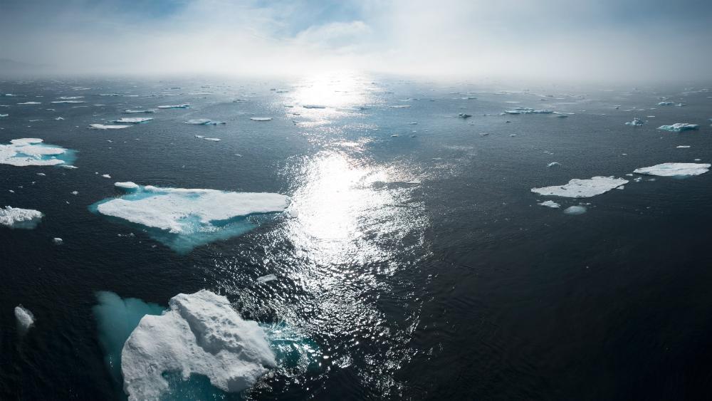 Glaciares cambio climatico deshielo mar