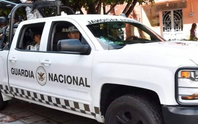 Guardia Nacional refuerza operativos de fin de año - Guardia Nacional México