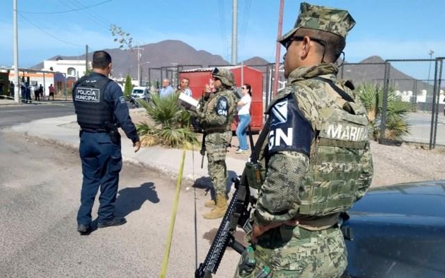 Guardia Nacional repele agresión en Sonora; asegura armas largas - Guardia Nacional repele agresión en Sonora; asegura armas largas