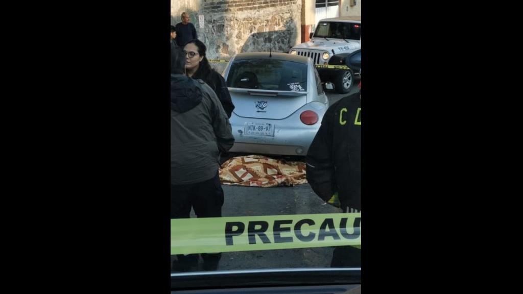 Mujer muere atropellada en la GAM tras dejar a su hijo en la escuela - Gustavo A. Madero mujer atropellada accidente