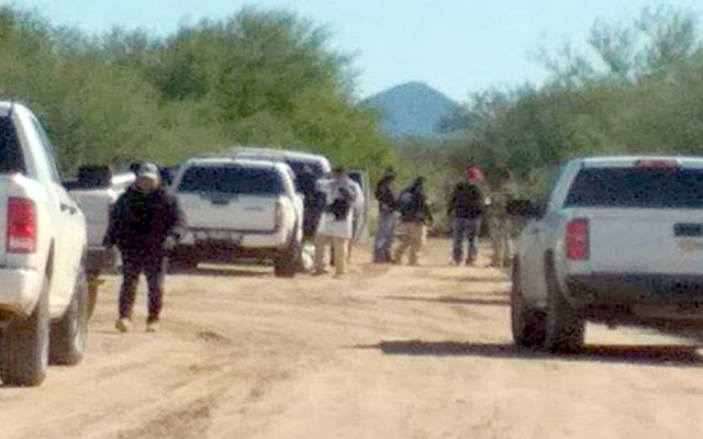 Hallan en Sonora los cadáveres de tres mujeres - Hallan tres cadáveres de mujeres en Sonora