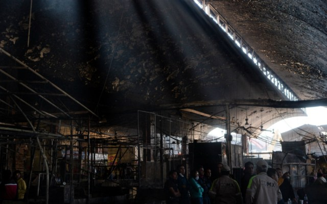 Gobierno capitalino revisará infraestructura eléctrica en mercados - Foto de Notimex