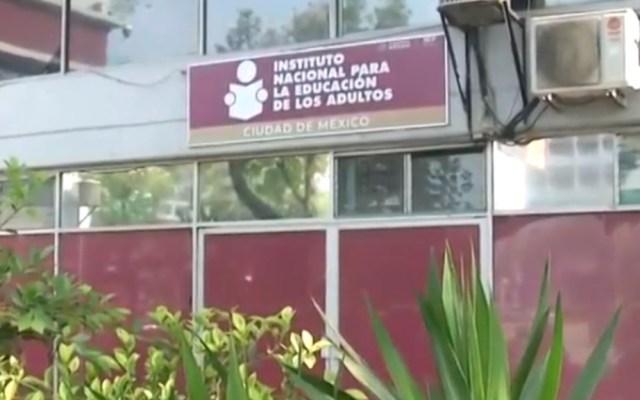 Roban oficina del INEA en la Condesa; se llevan vales de despensa - INEA Asalto robo