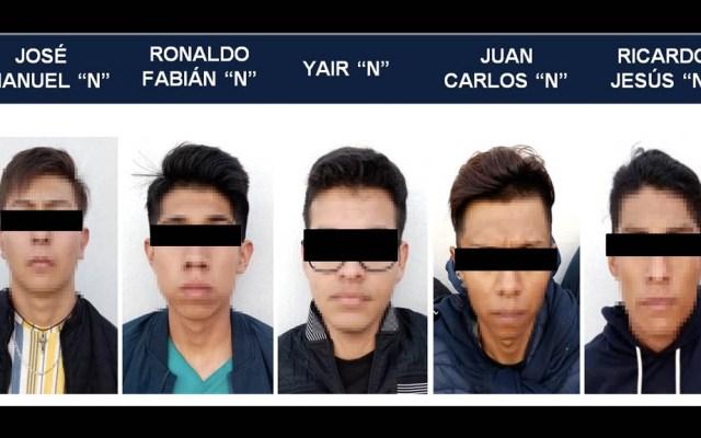 Detienen a cinco en Guadalajara por abuso de menores - Jalisco Guadalajara motel detenidos