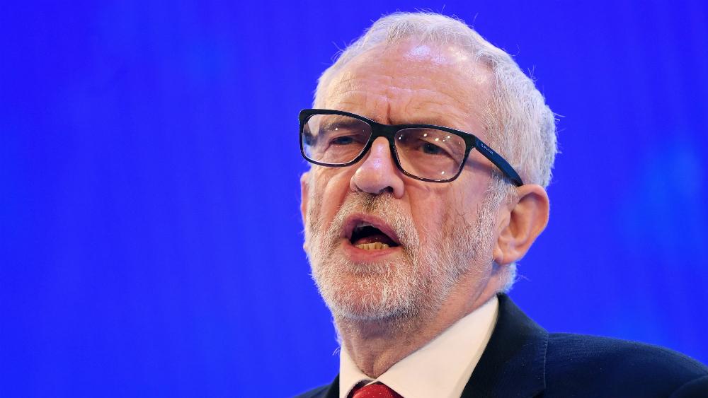 Corbyn dice que no volverá a ser el candidato laborista en unas elecciones - Foto de EFE