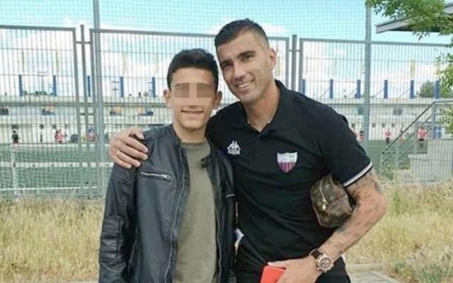 Hijo de José Antonio Reyes lo recuerda a seis meses de su muerte - Foto de Instagram