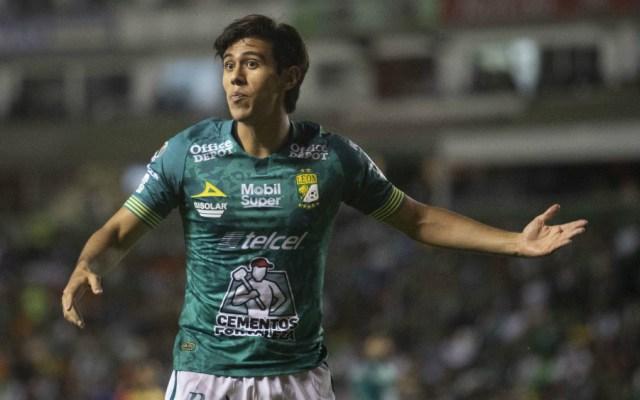 León anuncia que Macías no continúa en el equipo - Foto de Mexsport