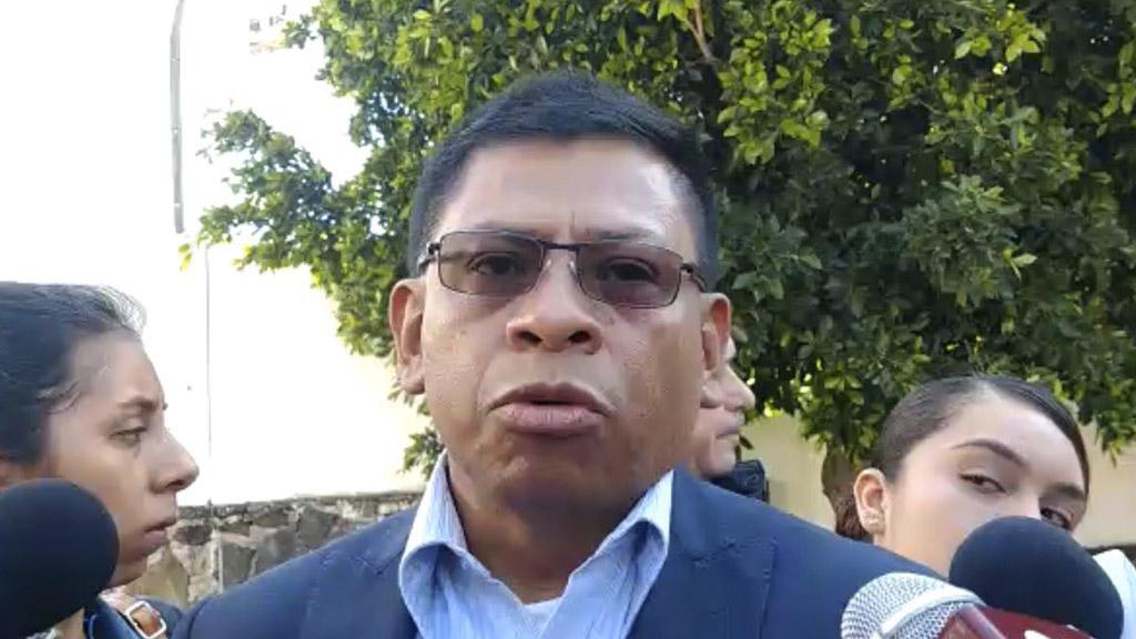 Juan David Juárez López. Captura de pantalla