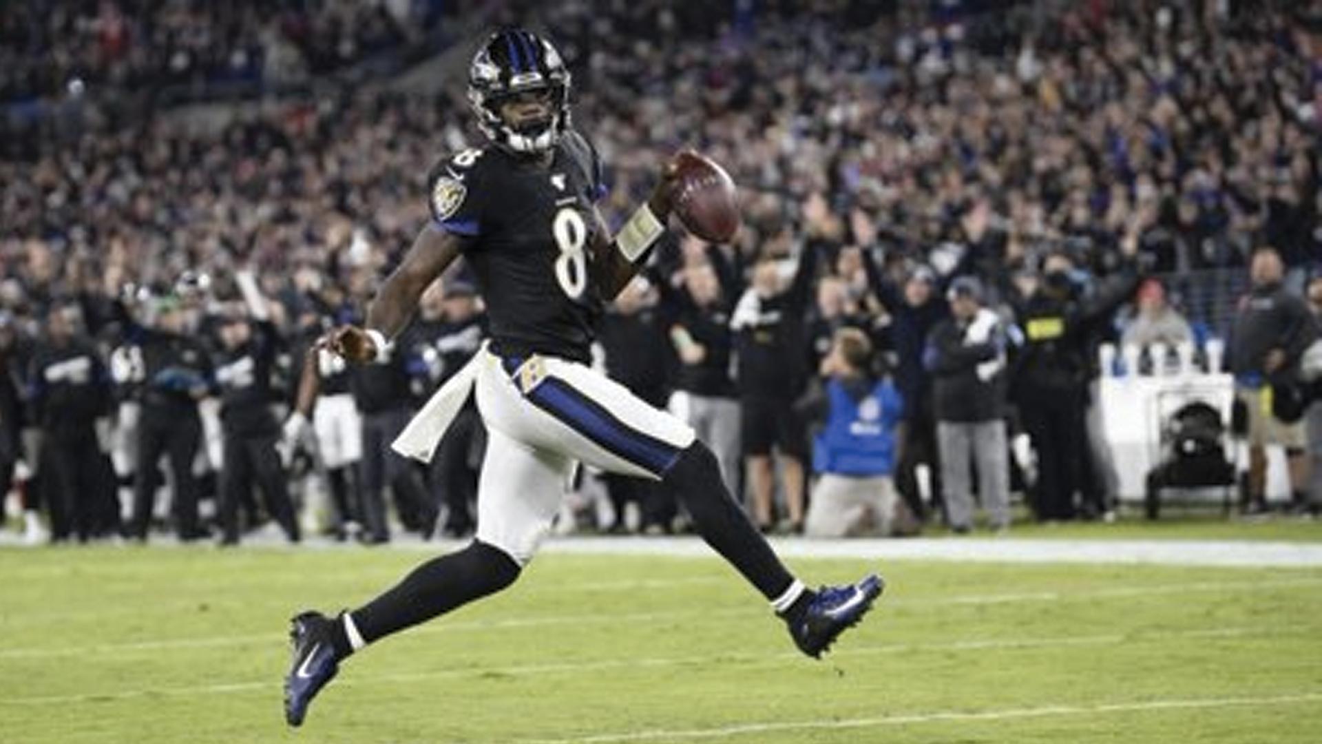 NFL: Ravens de Baltimore derrotó 42-21 a Jets de Nueva York