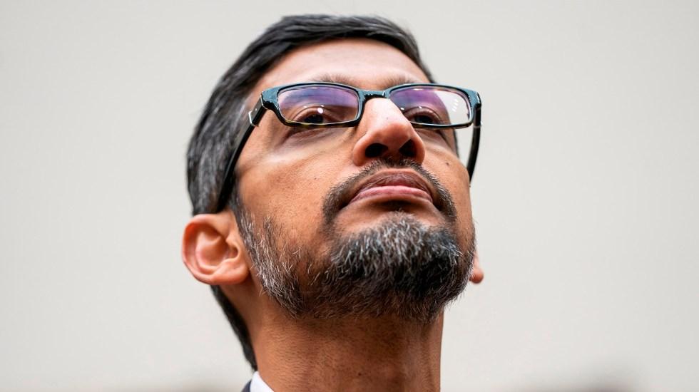 Larry Page renuncia como consejero delegado de Alphabet - Larry Page. Foto de EFE
