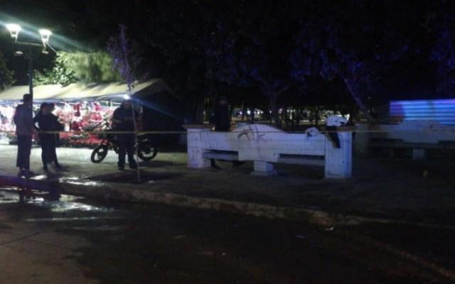 Disparan contra tres lavacoches en Torreón - Foto de @jesuslagunero