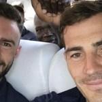 Iker Casillas 'trollea' a Miguel Layún en redes sociales