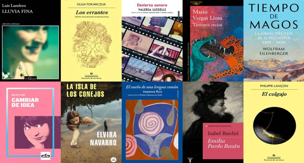 El País presenta los 50 mejores libros de 2019 - Los mejores libros del 2019.