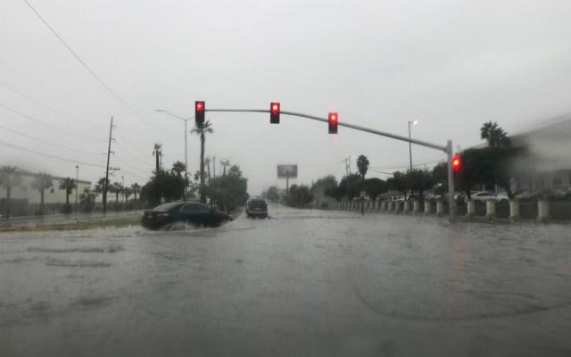 Continuarán las lluvias y caída de aguanieve en Baja California - Continuarán las lluvias en Baja California