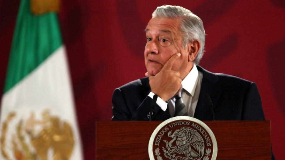 López Obrador cumple un año de gobierno con altos índices de violencia y economía estancada - Foto de EFE
