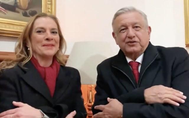 Que nos vaya bien a todos; el mensaje de Navidad del presidente López Obrador - Foto de @lopezobrador_