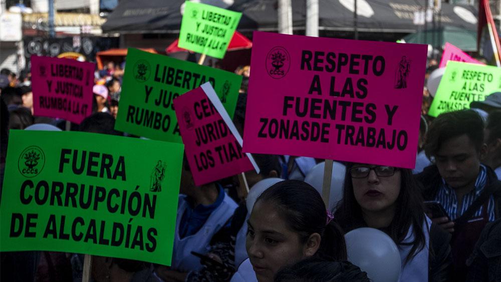 Prevén al menos cinco movilizaciones este lunes en la Ciudad de México - manifestaciones movilizaciones