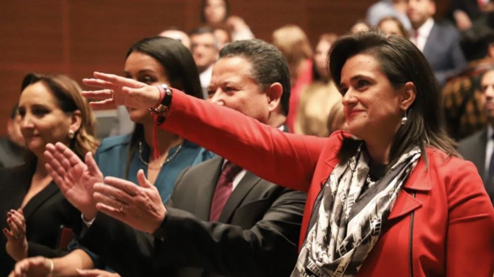 Margarita Ríos-Farjat es nueva ministra de la SCJN - Margarita Rios-Farjat