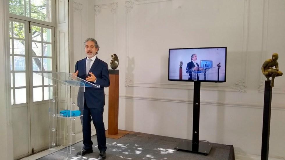 Nombran a Jorge Marín embajador de Unicef - Nombran a Jorge Marín embajador de Unicef