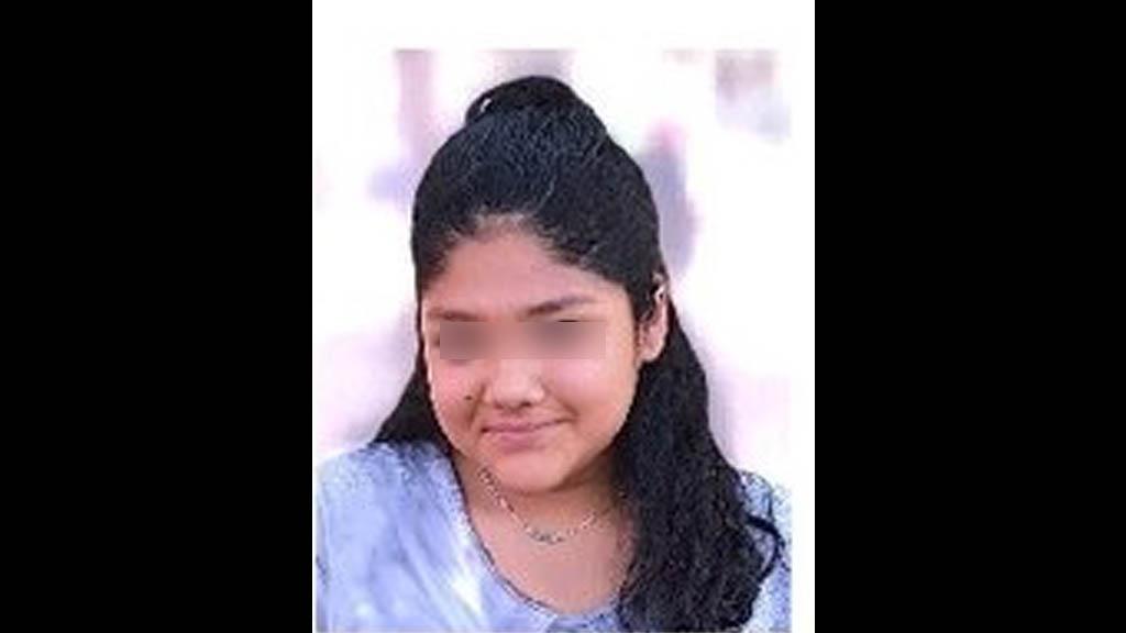 Menor desaparecida en Tlalpan ya está con su familia - Foto de Alerta Amber
