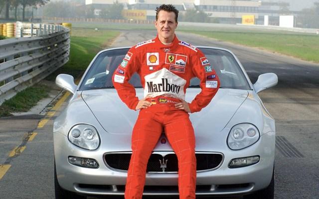 A seis años del accidente de Michael Schumacher - Michael Schumacher piloto Fórmula 1