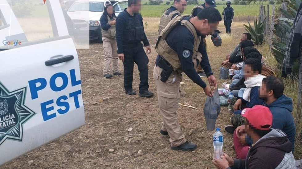 Rescatan en Tamaulipas a migrantes de Nepal y Sri Lanka - migrantes tamaulipas