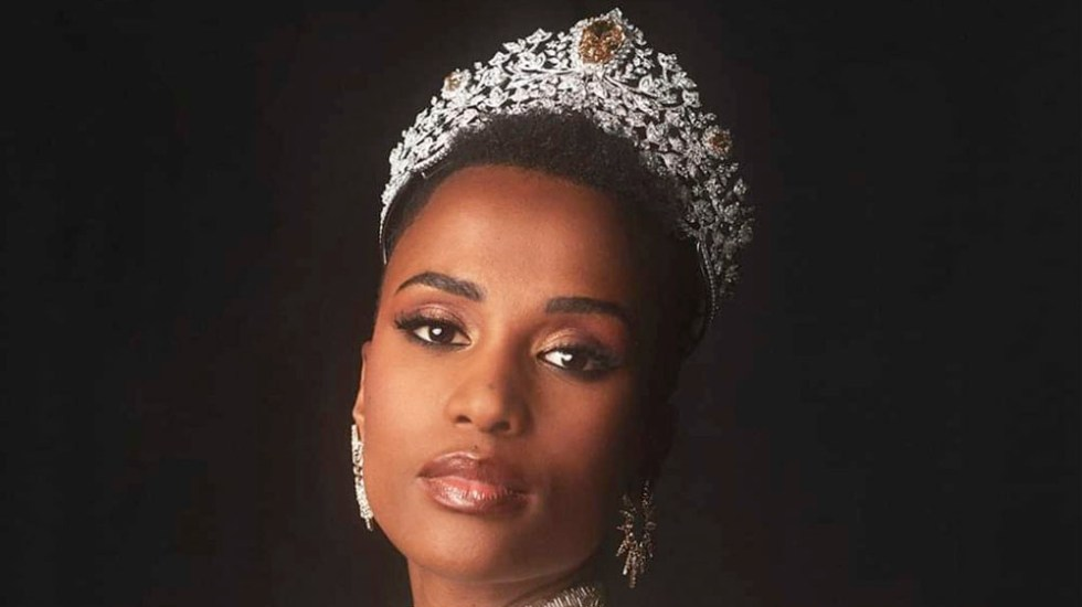 Puerto Rico investiga a funcionario por comentario racista a Miss Universo - Zozibini Tunzi Miss Universo