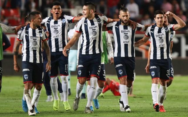 Rayados de Monterrey llega al Mundial de Clubes en su mejor forma deportiva - Monterrey Rayados partido Necaxa