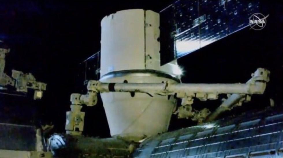 "Nanosatélite Mexicano ""AztechSat-1"" llega exitosamente a la EEI - Nanosatélite Mexicano EEI"