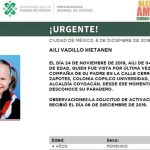 Desaparece niña finlandesa de cuatro años en Coyoacán