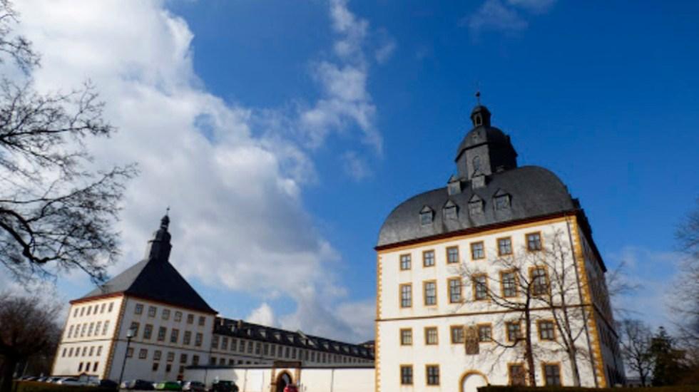 Reaparecen cinco cuadros clásicos 40 años después de su robo - Palacio Friedenstein. Foto de Google Maps / SiBa