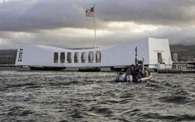 Tiroteo en Astillero Naval de Pearl Harbor deja un muerto y tres heridos - Pearl Harbor Hawaii Astillero Muelle