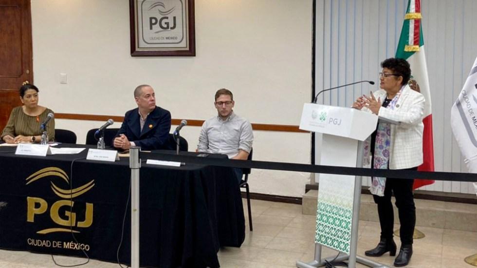 PGJ pone en marcha sistema de denuncia digital en la Ciudad de México - PGJ pone en marcha sistema de denuncia digital en la Ciudad de México