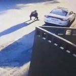 #Video Policía repele agresión de ladrones de casas en Ciudad de México