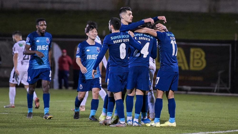 'Tecatito' Corona y Porto logran victoria en la Copa de la Liga - Porto Corona