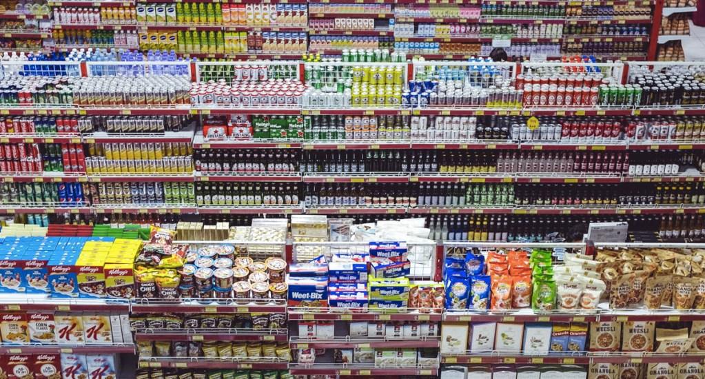 Aprueban diputados reformas para evitar etiquetado engañoso - Productos supermercado etiquetado