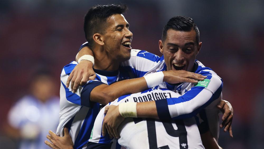 Monterrey avanza en Mundial de Clubes y enfrentará al Liverpool - Foto de Mexsport