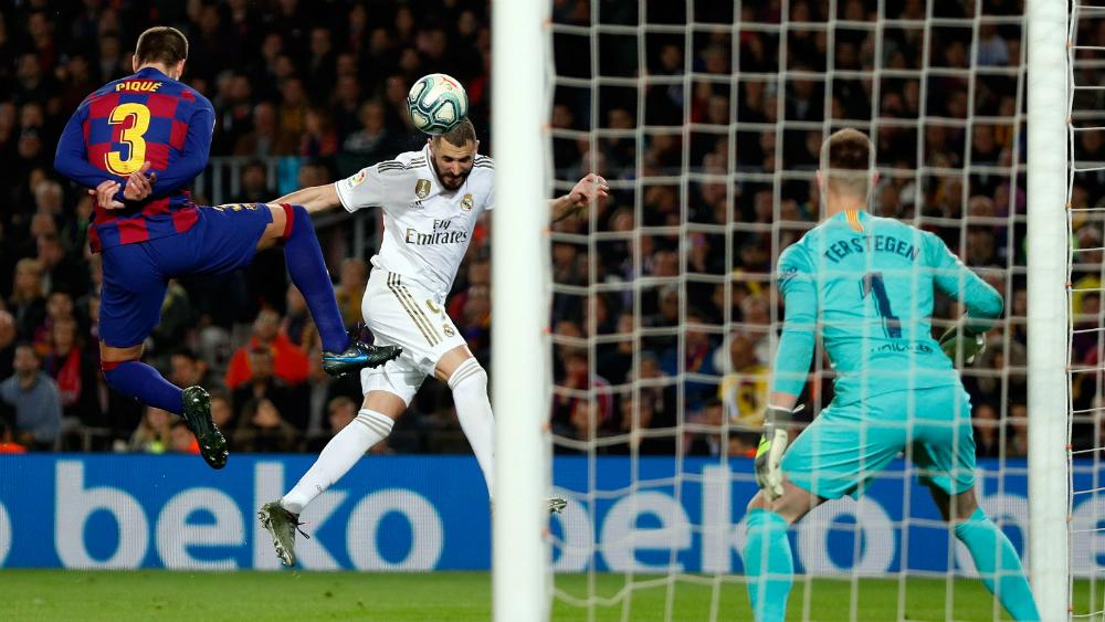 Clásico español genera misma expectación mundial que con Messi y Cristiano - Real Madrid Barcelona clásico
