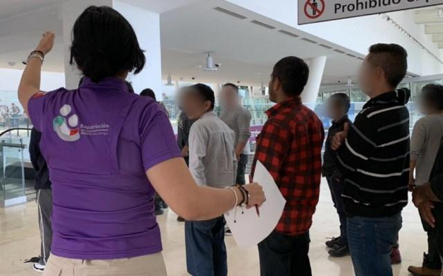 INM registra 207 mil 741 mexicanos repatriados provenientes de EE.UU. y Canadá - Foto de INM